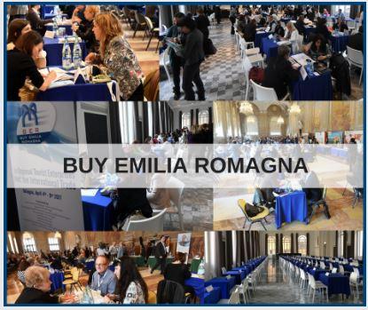 BUY EMILIA ROMAGNA 2020: DA 21 PAESI PER L'ECCELLENZA TURISTICA REGIONALE