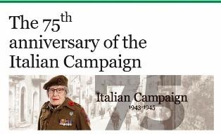 IL CANADA COMMEMORA IL 75° ANNIVERSARIO DELLA CAMPAGNA D'ITALIA TRA ABRUZZO, SICILIA E RAVENNA
