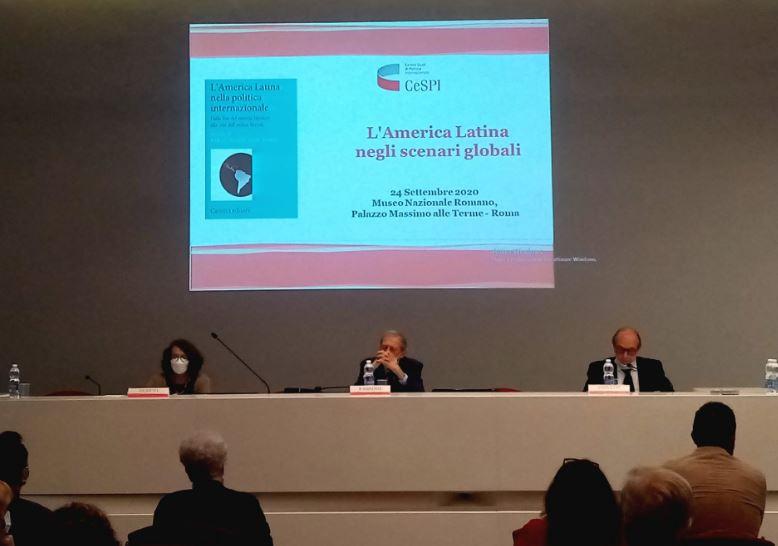 AMERICA LATINA, ITALIA E UE: RINSALDARE I RAPPORTI