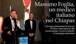 MASSIMO FOGLIA, UN MEDICO ITALIANO NEL CHIAPAS – di Massimo Barzizza