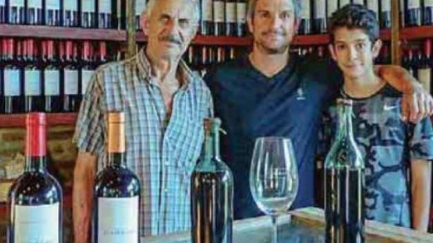 Viarago: vino trentino nella lontana argentina - di Luigi Oss Papot