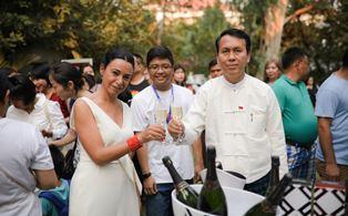 ITALIAN FOOD FESTIVAL IN MYANMAR: PORTE APERTE IN RESIDENZA