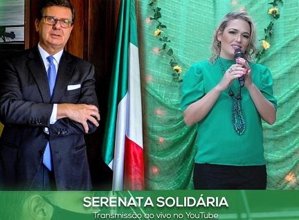 """BRASILE: AMBASCIATA ED ISTITUTO """"RECICLANDO SONS"""" UNITI NELLA SOLIDARIETÀ PER LA PANDEMIA"""