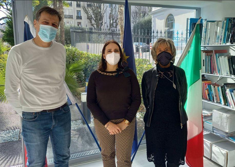 L'unione fa la forza: la CCI Nizza all'incontro del Sistema Italia in Francia