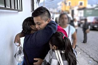 UNICEF: NUOVI ACCORDI POLITICI PEGGIORANO LA SITUAZIONE DEI BAMBINI MIGRANTI IN CENTRO AMERICA