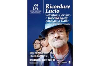 RICORDARE LUCIO DALLA: NEL PRINCIPATO DI MONACO L'OMAGGIO AL MUSICISTA CON LA DANTE