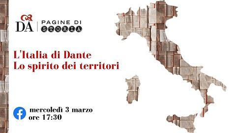 """""""L'Italia di Dante. Lo spirito dei territori"""": la Dante a dialogo con Giulio Ferroni"""