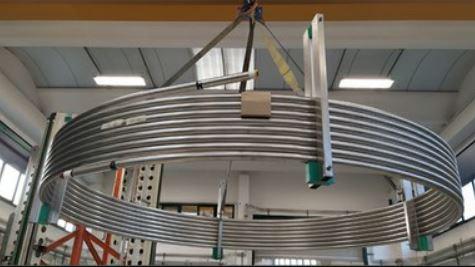 """ENEA: I PRIMI SUPERCAVI MADE IN ITALY ARRIVANO ALL'IMPIANTO """"ITER"""""""