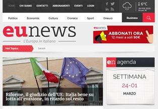 RIFORME - IL GIUDIZIO DELL'UE: ITALIA BENE SU LOTTA ALL'EVASIONE MA IN RITARDO SUL RESTO – di Emanuele Bonini