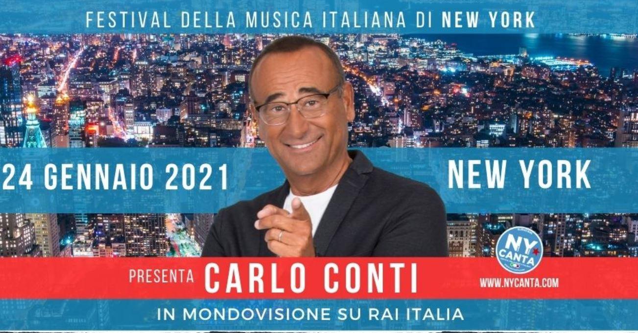 """RAI ITALIA: NEW YORK CANTA A """"L'ITALIA CON VOI"""""""