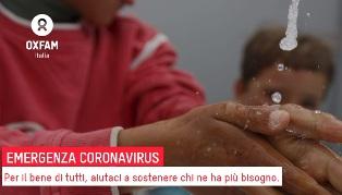 CORONAVIRUS/ OXFAM AL G20: NESSUNO È AL SICURO SE NON LO SIAMO TUTTI
