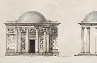 """""""UN ARCHITETTO AL TEMPO DI CANOVA"""": AL PALLADIO MUSEUM DI VICENZA ALESSANDRO PAPAFAVA E LA SUA RACCOLTA"""