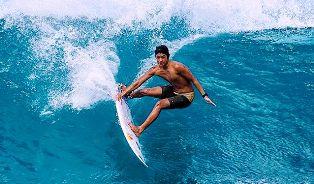 """RAI ITALIA: IL GRANDE SURF MADE IN ITALY A """"L'ITALIA CON VOI"""""""