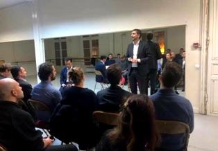 REFERENDUM/UNGARO (IV): CON ITALIA VIVA A PARIGI A DIFENDERE LE RAGIONI DEL NO