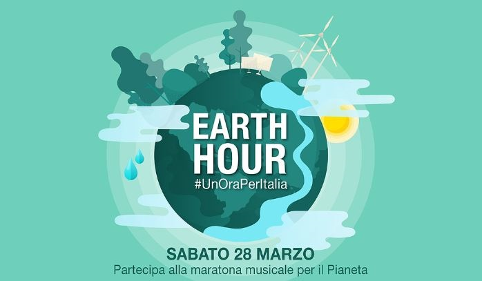 EARTH HOUR: UN'ORA PER L'ITALIA