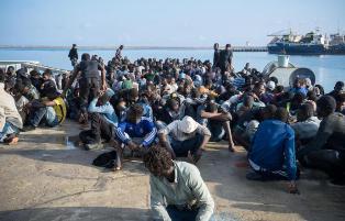 LIBIA: APPELLO CO-MAI PER INTENSIFICARE CORRIDOI UMANITARI