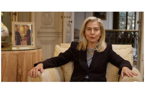 ELENA BASILE AMBASCIATRICE IN BELGIO ANCHE DELLA CUCINA ITALIANA - di Alessandro Butticé