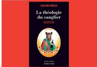 """MONTREAL: ALL'IIC """"LA TEOLOGIA DEL CINGHIALE"""" DI GESUINO NÉMUS"""