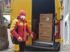ARRIVATE A UDINE 12.000 MASCHERINE DONATE DAL FOGOLÂR FURLAN DI SHANGHAI