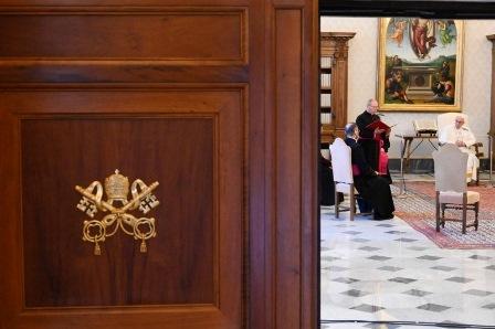 FRANCESCO: LA PREGHIERA SEMINA VITA