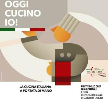 """""""OGGI CUCINO IO!"""": L'ARTE CULINARIA ITALIANA A LISBONA CON L'IIC"""