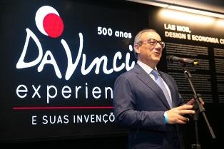 """""""DA VINCI EXPERIENCE"""": ARRIVA A SAN PAOLO LA MOSTRA PROMOSSA DAL MAECI"""
