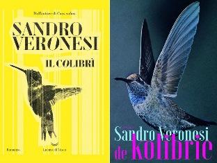 """""""IL COLIBRÌ"""": SANDRO VERONESI DOMANI A ROTTERDAM"""