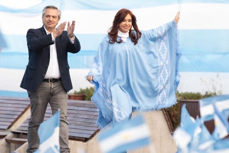 ARGENTINA: IL PERONISTA FERNÁNDEZ NUOVO PRESIDENTE