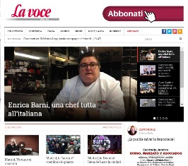 ENRICA BARNI: UNA CHEF TUTTA ALL'ITALIANA A MADRID – di Mauro Bafile