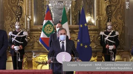 Consultazioni Quirinale/ Merlo: sì a Conte
