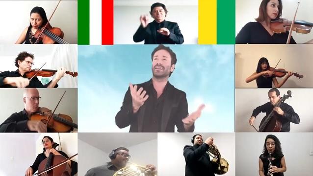 ITALIA E BRASILE UNITE NELLA SOLIDARIETÀ