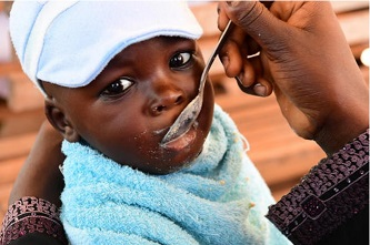 UNICEF: ALTRI 6,7 MILIONI DI BAMBINI SOTTO I 5 ANNI POTREBBERO SOFFRIRE DI MALNUTRIZIONE ACUTA QUEST