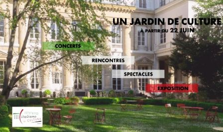 """UN JARDIN DE CULTURE"": ALL"