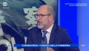 CORONAVIRUS/ VERRECCHIA: ASSISTENZA CONTINUA AI CONNAZIONALI