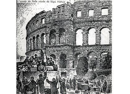 LA CROAZIA RICONOSCE L'ESODO ITALIANO: SODDISFAZIONE A METÀ PER CODARIN (ANVGD)
