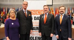 WHITE RIBBON AWARD: L'OSCE PREMIA L'AMBASCIATORE ALESSANDRO AZZONI