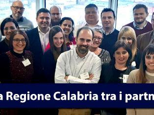 COHES3ION: REGIONE CALABRIA PARTNER DEL PROGRAMMA INTERREG EUROPE