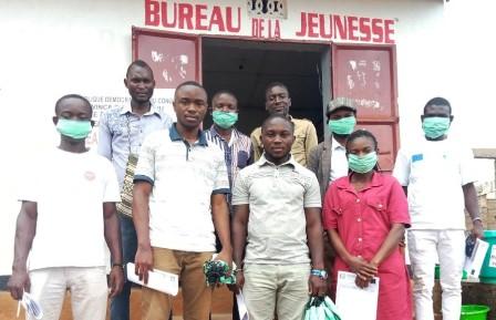 IL COVID-19 NELLA REPUBBLICA DEMOCRATICA DEL CONGO: L'IMPEGNO DI COOPI