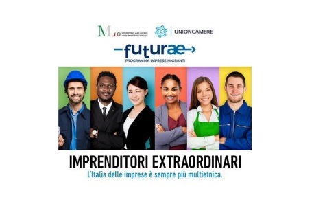 FUTURAE: PROMUOVERE E CONOSCERE LE IMPRESE MIGRANTI