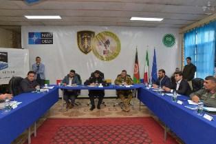 MISSIONE IN AFGHANISTAN: AD HERAT UN CONVEGNO SUL PROCEDIMENTO PENALE