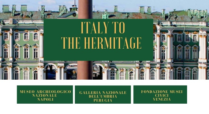 ITALY TO HERMITAGE