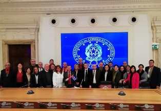 CUBA: DELEGAZIONE PADIT IN MISSIONE IN ITALIA CON L'AICS