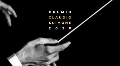 PREMIO INTERNAZIONALE DEDICATO AL MAESTRO SCIMONE: IL BANDO 2020