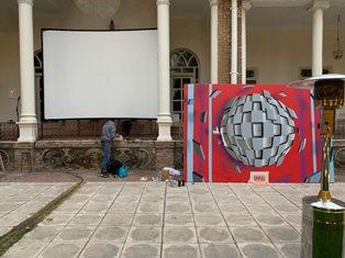 """""""URBAN ART UNITES"""": CONTINUA A TEHERAN IL PROGETTO DI STREET ART ITALO-IRANIANO"""