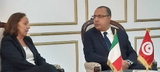 LAMORGESE IN TUNISIA: IL CONTRASTO AL TRAFFICO DI MIGRANTI NELL'INCONTRO CON IL PRESIDENTE SAID E IL MINISTRO MECHICHI