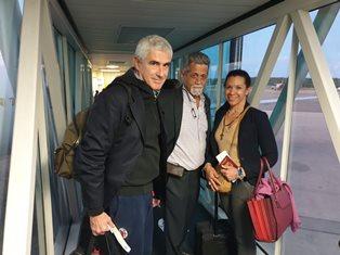 IN ITALIA DUE PARLAMENTARI ITALOVENEZUELANI OPPOSITORI DI MADURO