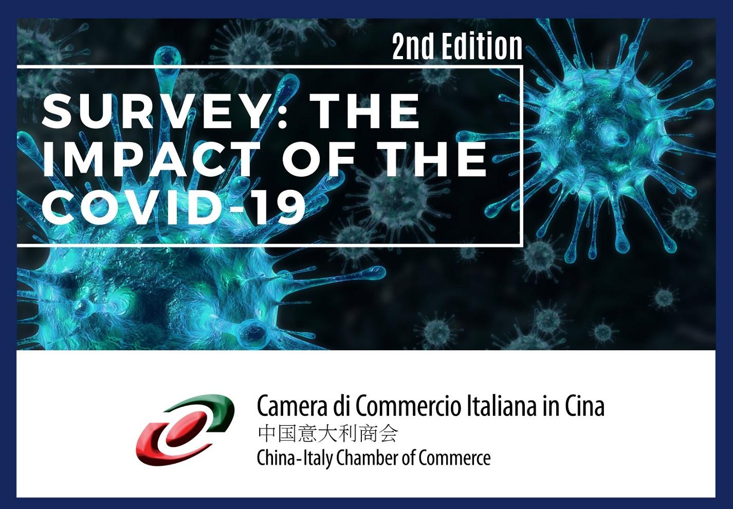 L'IMPATTO DEL COVID-19 SULLA COMUNITÀ DI BUSINESS ITALIANA IN CINA: SECONDA INDAGINE DELLA CCIC