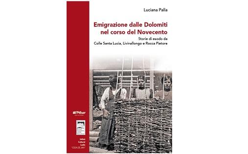 Dalle Dolomiti al mondo: presentato il volume di Luciana Palla con Abm