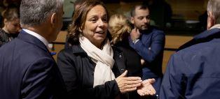 LAMORGESE A BRUXELLES PER IL CONSIGLIO GIUSTIZIA E AFFARI INTERNI