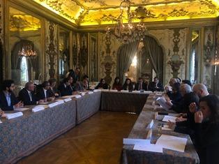 BILLI (LEGA) A PARIGI: RIUNIONE DEI COMITES IN UNA FRANCIA INSICURA